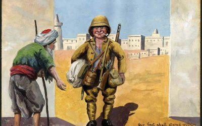 J. M. and Jerusalem