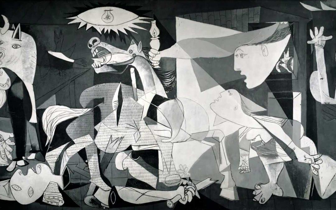 Guernica – A Political Odyssey on the CBC