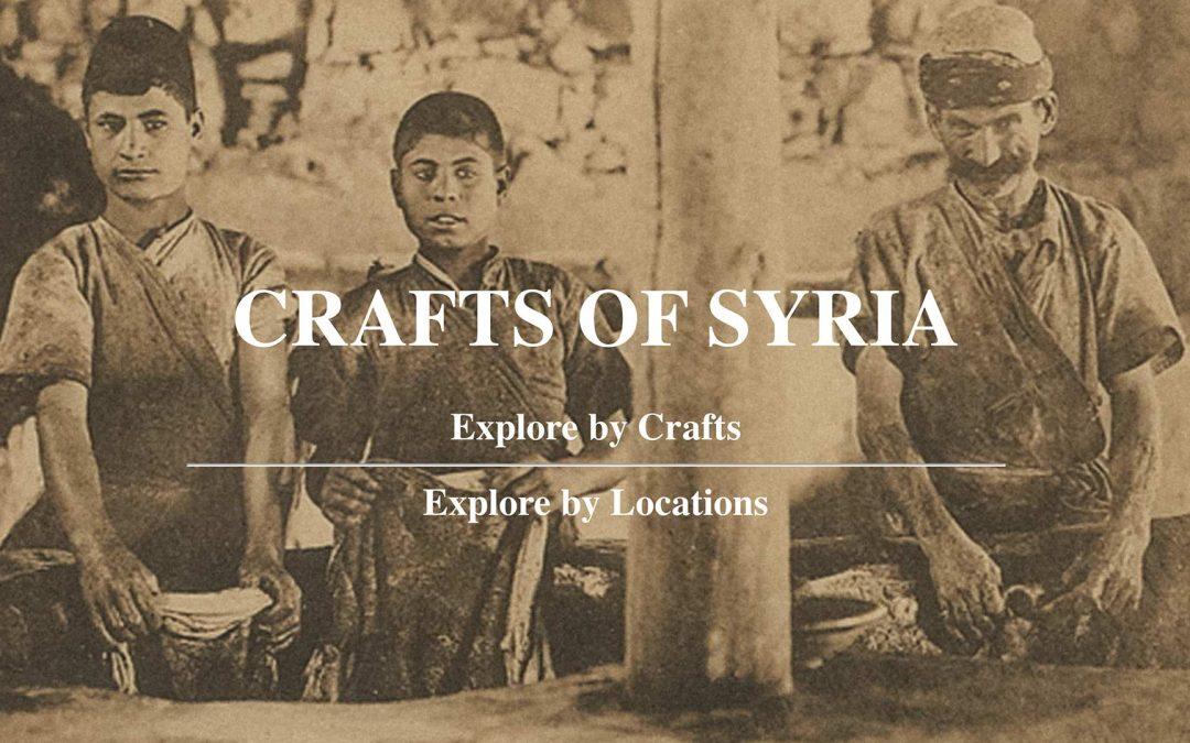 Crafts of Syria
