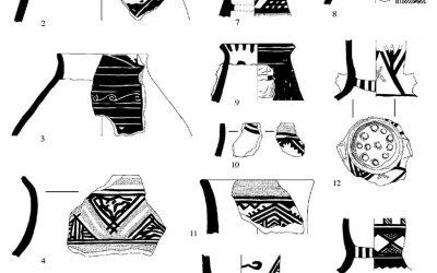 Handmade Pottery from Medieval Jordan