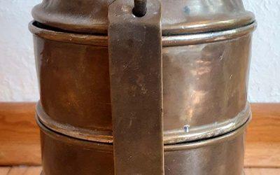 A Brass Lunchbox